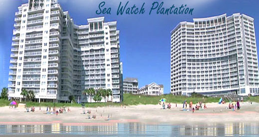 Sea Watch Resort Myrtle Beach Condos for Sale
