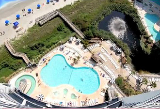 Sea Watch Resort Myrtle Beach Pools