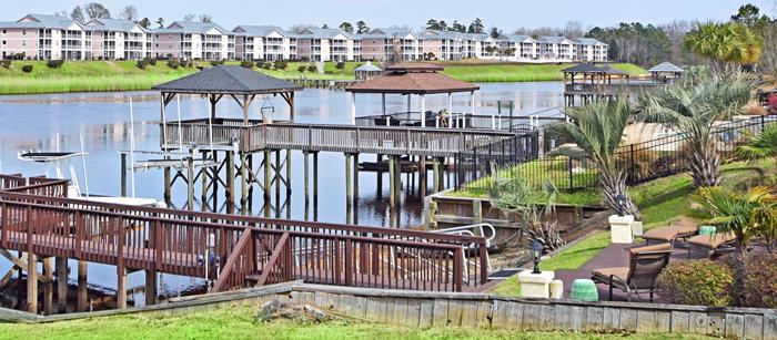 Waterway Homes in Bridgeport