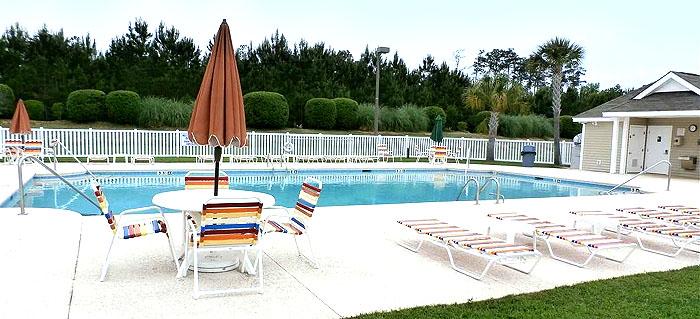 Pool in Brynfield Park Myrtle Beach