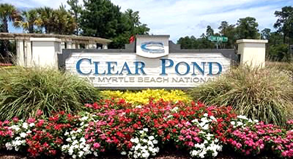 Homes for Sale in Clear Pond Myrtle Beach