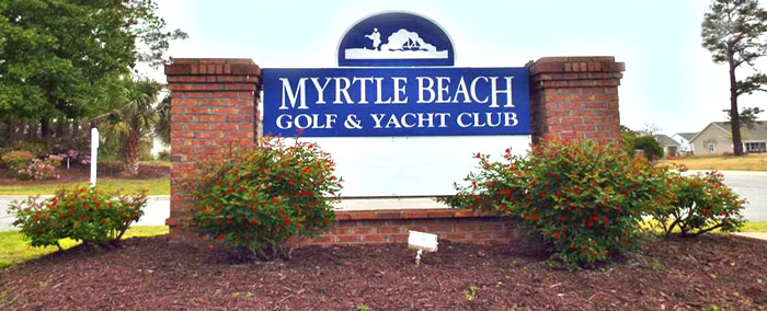 Homes for Sale in Myrtle Beach Golf and Yacht