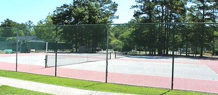 Tennis at Myrtle Beach Golf and Yacht