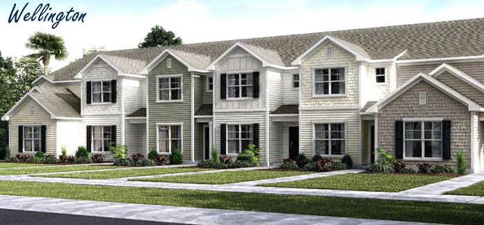 Myrtle Beach Wellington Townhomes
