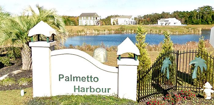 New Homes for Sale in Palmetto Harbour