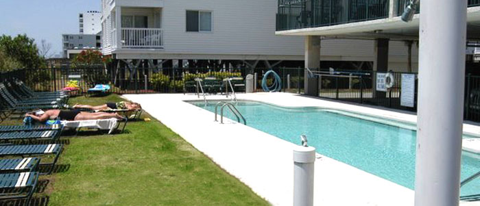 Pool at Beach Club I