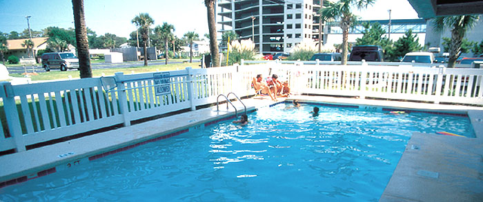 Pool at Beach Club II