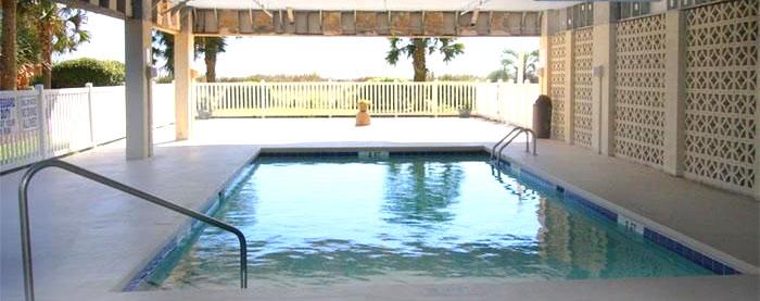 Pool at Beach Club III