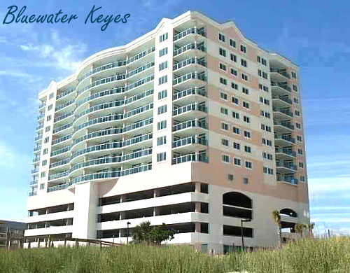 Bluewater Keyes North Myrtle Beach Condos