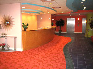 Prince Resort Lobby