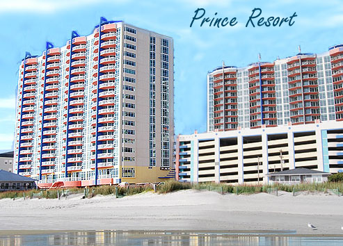 Prince Resort North Myrtle Beach Condos For Sale