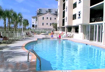 South Shore Villas Pool