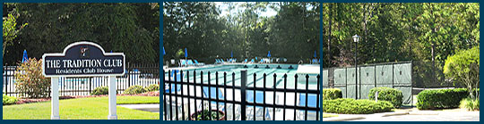 The Tradition in Pawleys Amenities