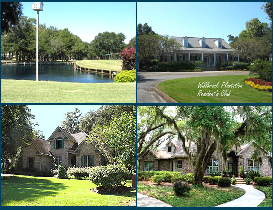 Willbrook Golf Course Homes