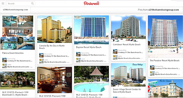 C21 The Harrelson Group on Pinterest