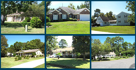 Homes for Sale in Caropines - Surfside Beach SC