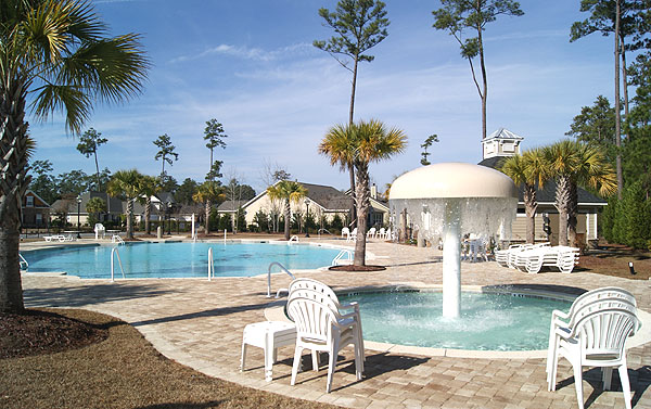 Windsor Plantation Pool and Jacuzzi