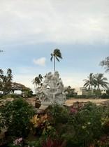 Kawamoto's Kahala Statue Garden