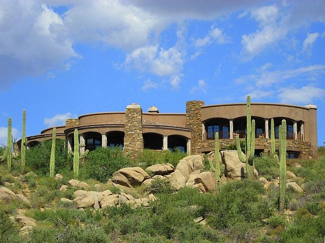 Arizona Home on the Mountain - Scottsdale -