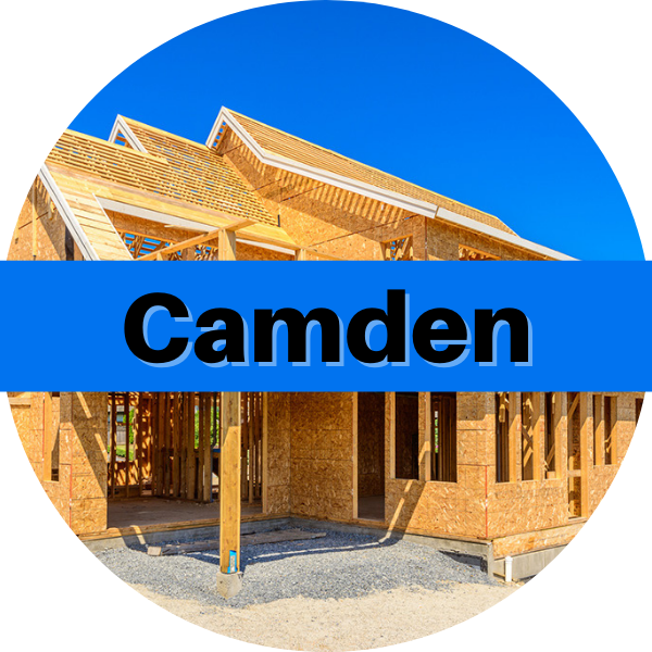 New Construction Homes Camden SC