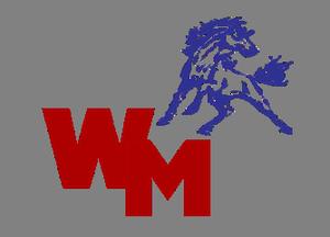 West Mesa High School Mustangs