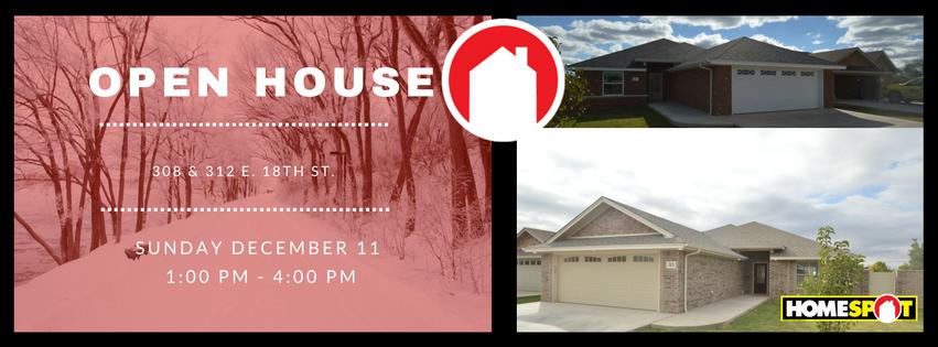HOMESPOT | Open House | 12/11