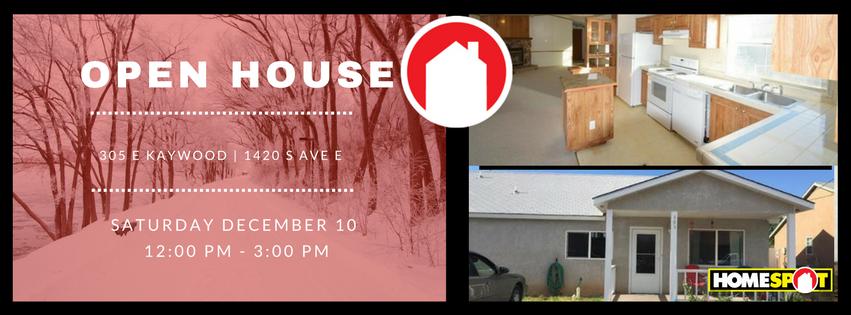 HOMESPOT | Open House | Portales
