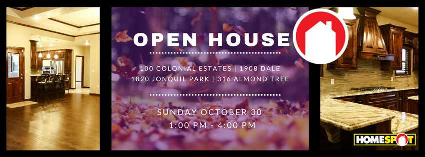 Clovis Open House | October 16