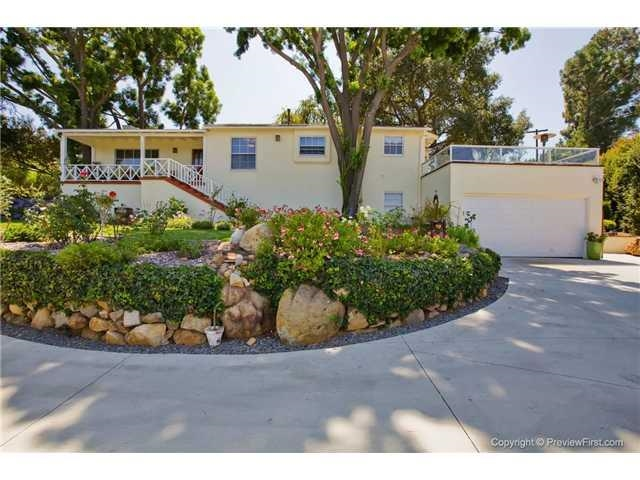Mt. Helix house