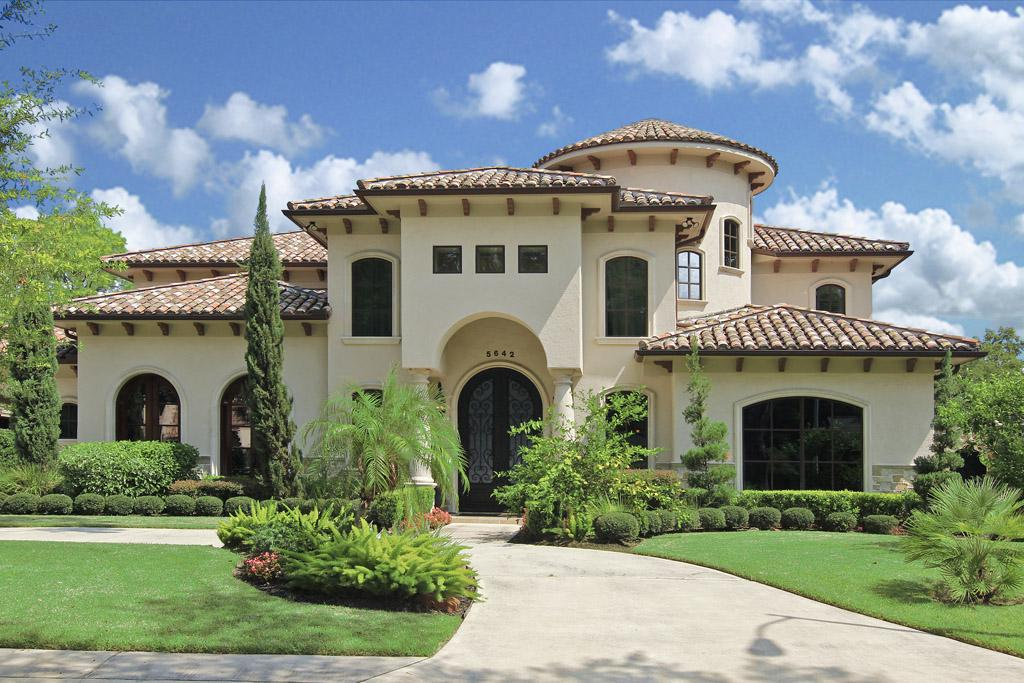 Myrtle beach real estate for Mediterranean roof styles
