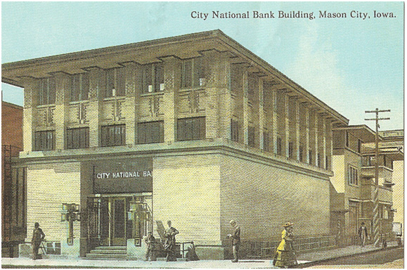 1910 City National Bank Mason City IA