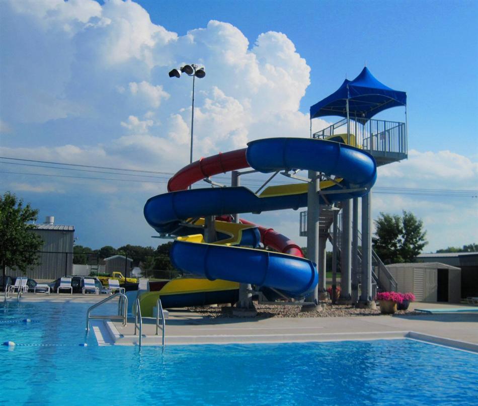 Clear Lake Aquatic Center