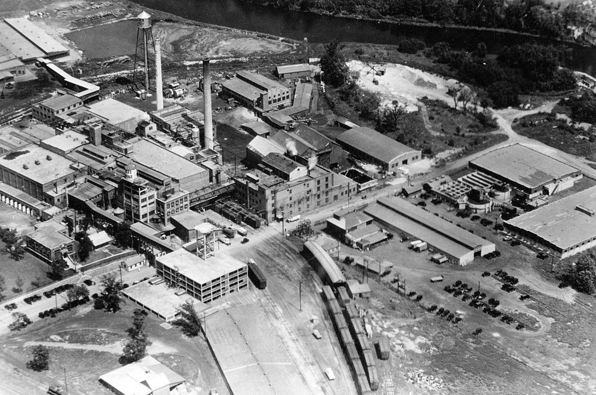 Decker Plant Mason City