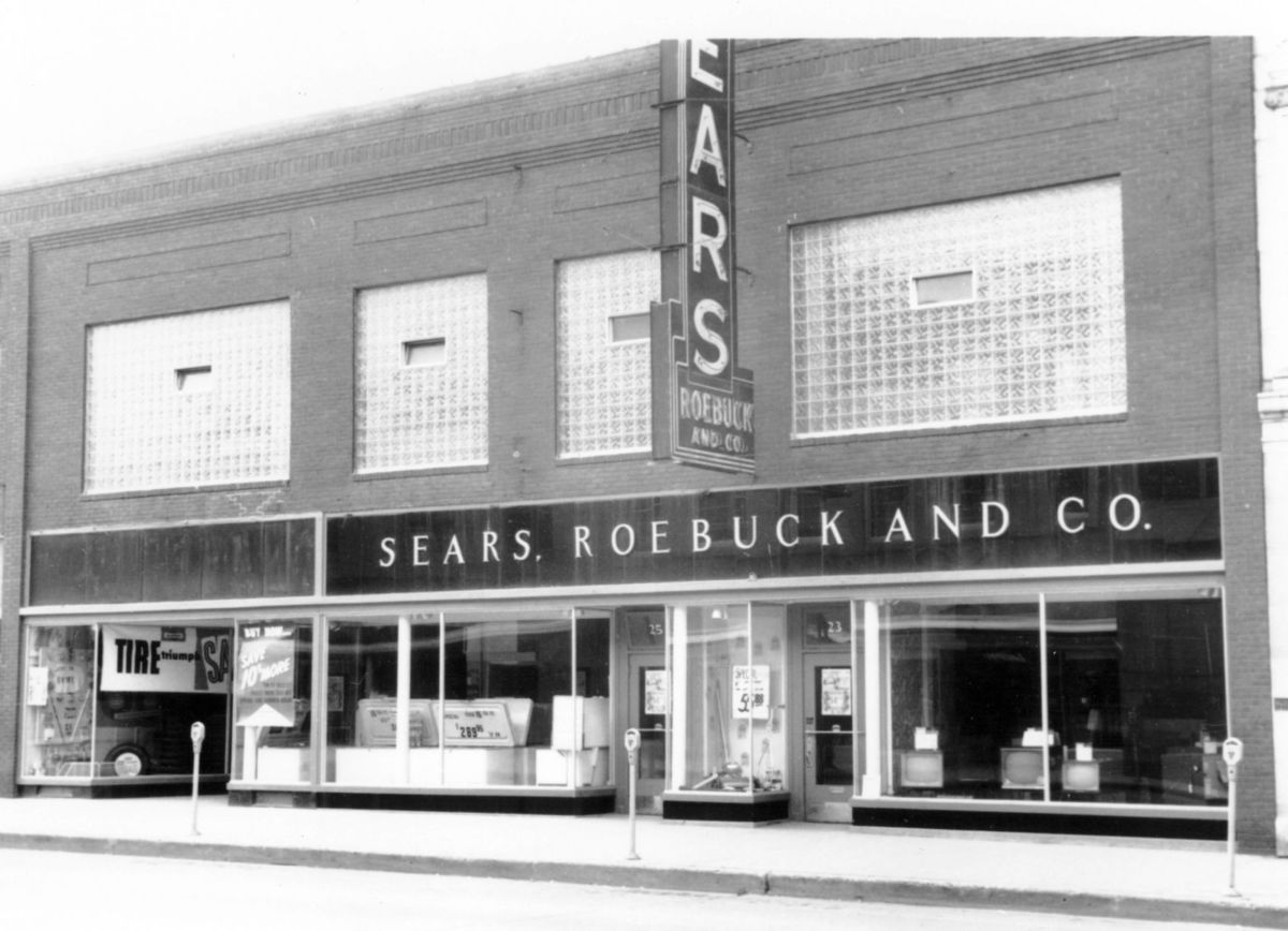 Historic Mason City Sears Roebuck