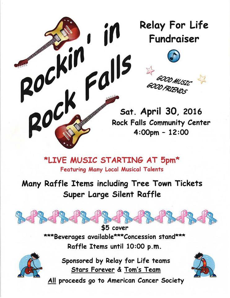 Rockin' In Rock Falls
