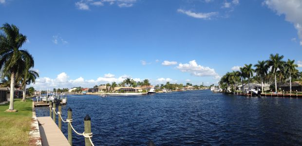 Gulf Access Bimini Canal Lot For Sale