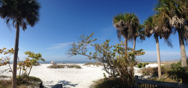 Fort Myers Beach at Bowditch Point Park