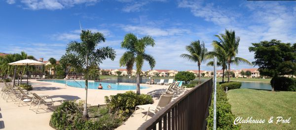 Concordia Cape Coral Clubhouse and Pool