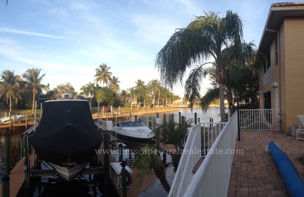 Grand Haven Cove Gulf Access Canal Condos For Sale