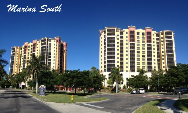 Marina South Condos in Cape Harbour