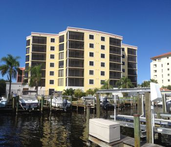 Boat Docks Parkside At The Rivers Cape Coral
