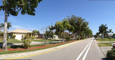 Cornwallis Parkway in Cape Coral Florida