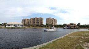 Boating near The Hermitage  & Tarpon Point