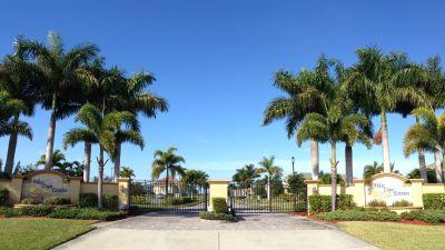 West Cape Estates Front Gate