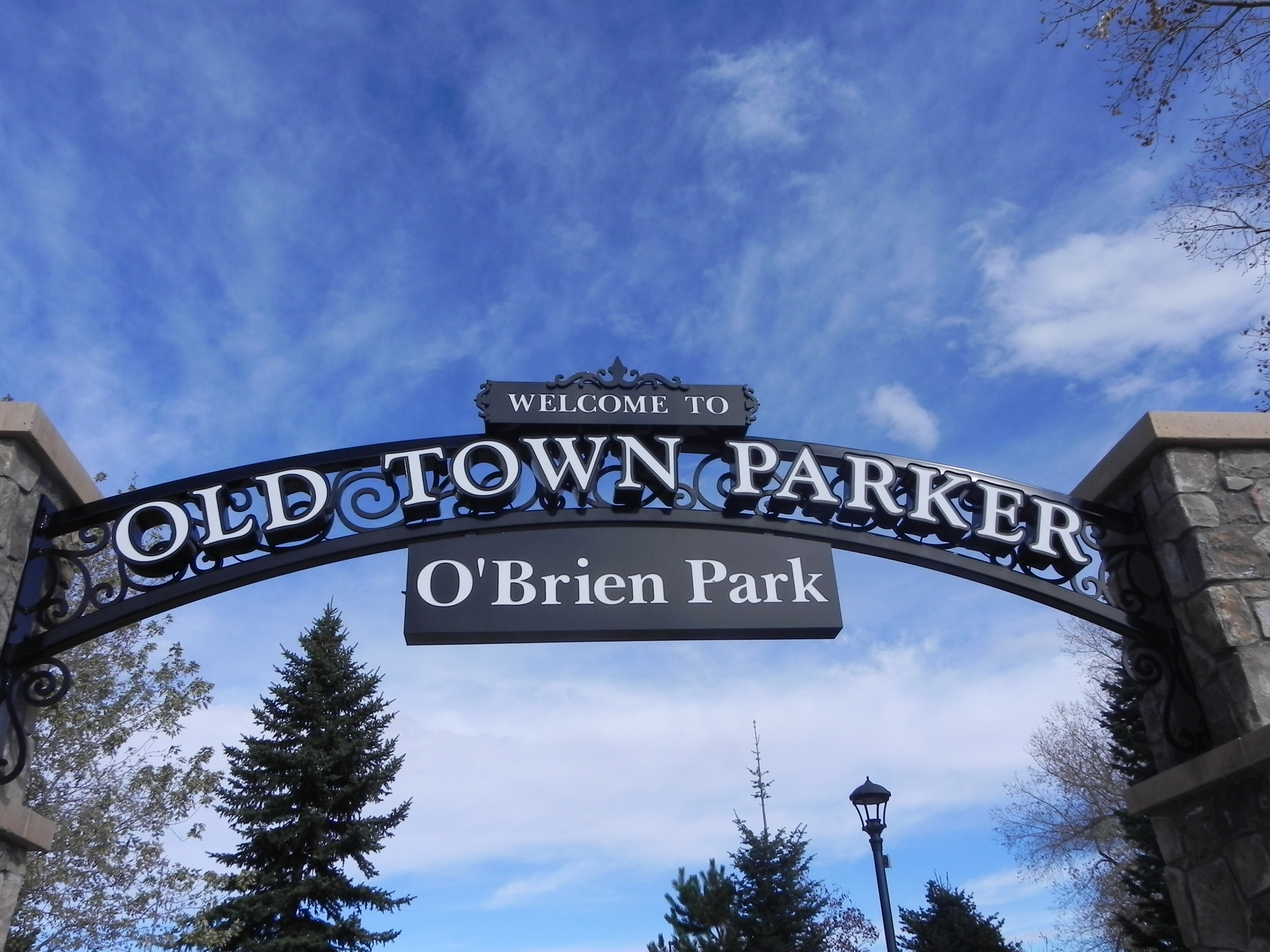 O'Brien Park in Parker