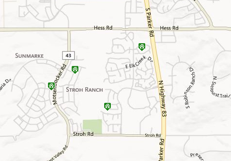 Stroh Ranch homes for sale
