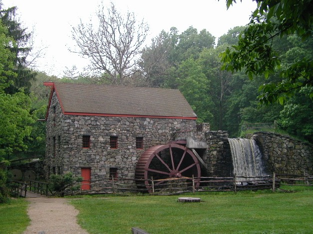 The Grist Mill at Wayside Inn