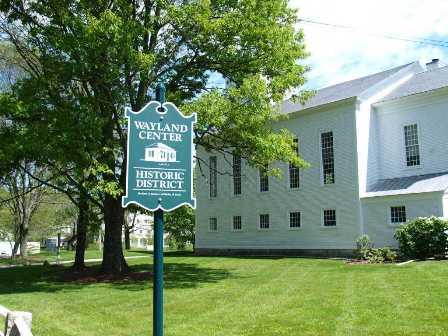 Historic Wayland