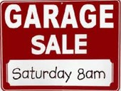 Circle C Ranch Garage Sale