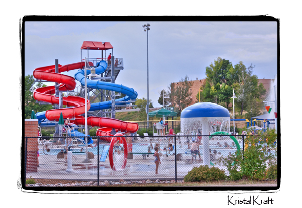 Community Pool, Parker Colorado